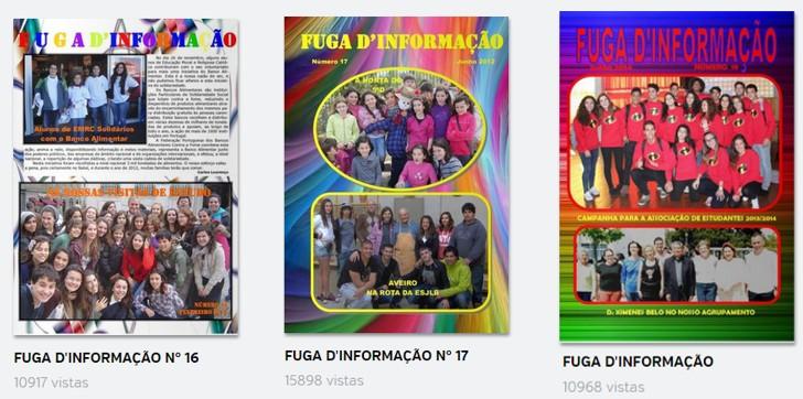 FUGA D' INFORMAÇÃO  - 40 MIL VISUALIZAÇÕES